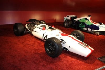 Geneva Honda F1 Cars 67 car
