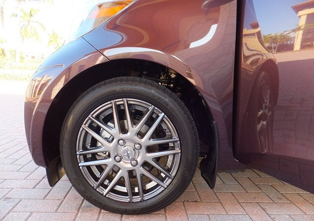 Scion iQ Front Wheel