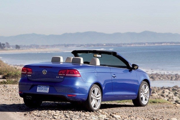 2012 volkswagen eos lux review. Black Bedroom Furniture Sets. Home Design Ideas