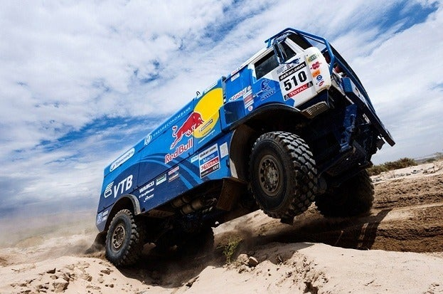 MOTORSPORT - Rally Dakar 2013