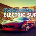The Evolution of the Electric Supercar (Infographic)