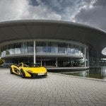 First Delivery of the McLaren P1 - Official Performance Numbers Released