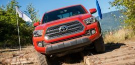 2016 Toyota Tacoma TRD Off Road 4X4 Double Cab Review