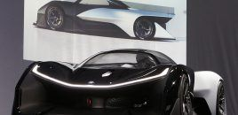 Faraday Future & The Virtual Reality Model