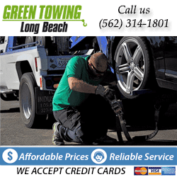 Auto Towing in Long Beach