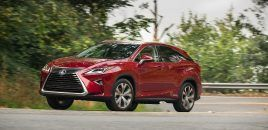 2016 Lexus RX 450h AWD Review