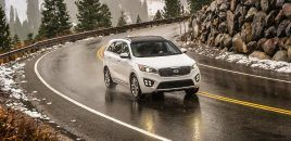 2016 KIA Sorento SXL AWD Review