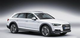 2017 Audi Allroad Overview