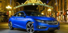 2017 Honda Civic To Feature Turbo Charging & Manual Transmission