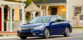 2017 Honda Accord Hybrid EX-L Review
