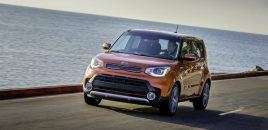 2017 Kia Soul Exclaim Review
