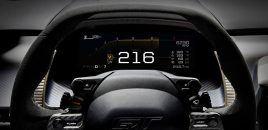 Ford GT Digital Dashboard: The Future Is Here?