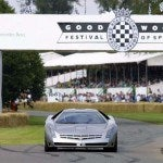 Cadillac Cien at Goodwood