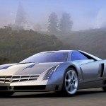 Cadillac Cien moving