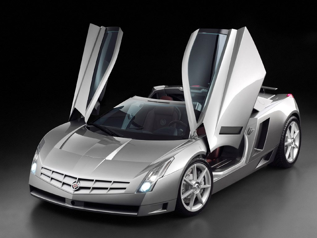 Cadillac Cien Concept: A Look Back at the Baddest Cadillac ...