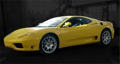 Ferrari 360 Modena Replica U2013 It Looks Good!