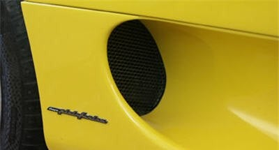 Ferrari 360 Modena Kit - Detail