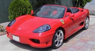 Ferrari 360 Modena Replica It Looks Good