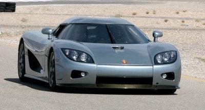 Koenigsegg CCX - AutoBlog