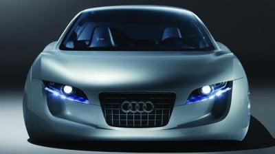 Audi iRobot