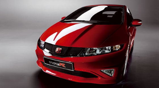 Honda Civic Type-R 1