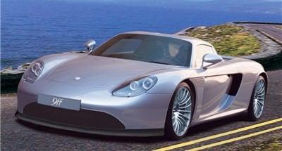 9ff Porsche Carrera GT