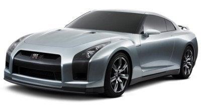 Nissan GTR Skyline Prototype