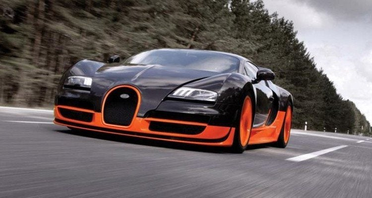 Top Fastest Cars In The World - Top fastest cars