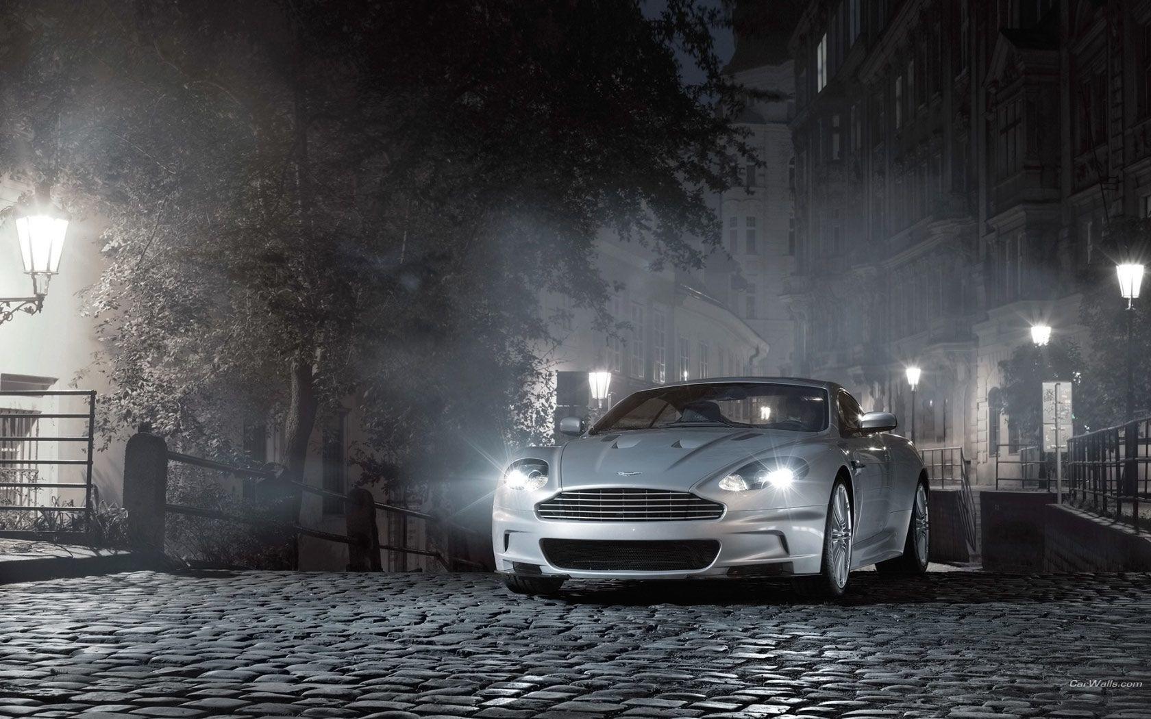 Aston Martin DBS 2