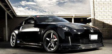 JTuned Nissan 420Z TT