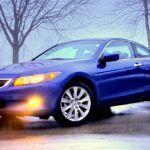 2008 Honda Accord Coupe 1