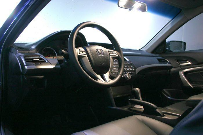 2008 Honda Accord Coupe interior