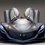 Mazda Furai front open