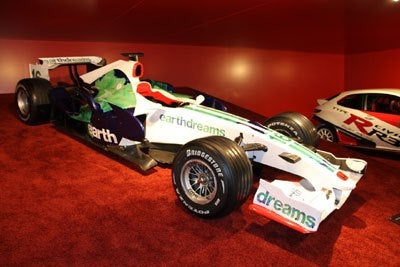 Geneva Honda F1 Cars 08 car