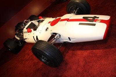 Geneva Honda F1 Cars 67 car CU
