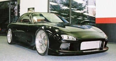 Ground Zero Mazda RX-7
