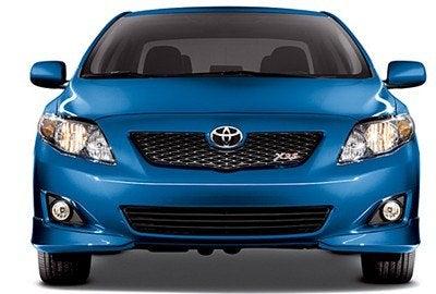 2009 Toyota Corolla front