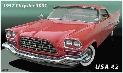 '57 Chrysler 300C