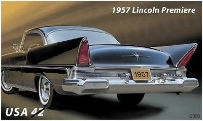 '57 Lincoln Premiere