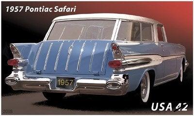 '57 Pontiac Safari