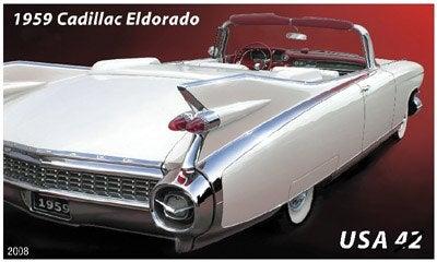 '59 Cadillac Eldorado