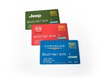 Chrysler Gas Cards