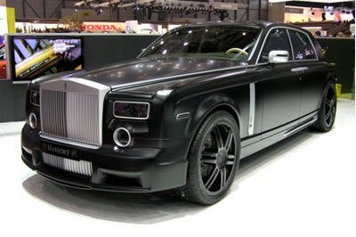 This Car Is BOSS - Mansory's Conquistador
