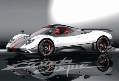 Pagani's Super Exclusive - The Zonda Cinque