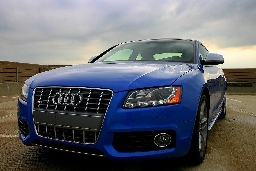 2009 Audi S5 15