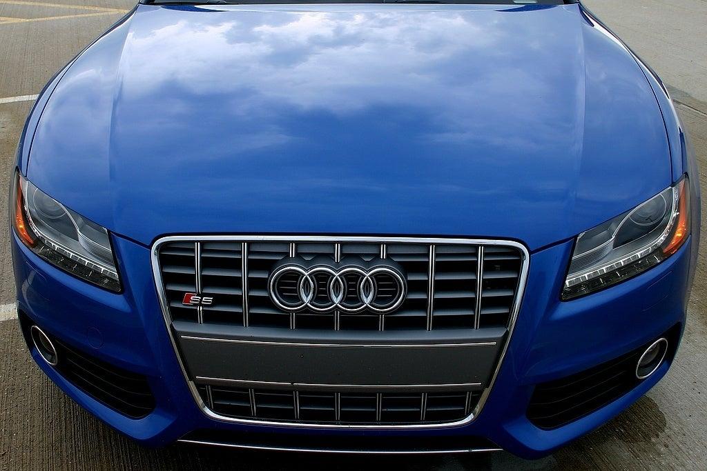 2009 Audi S5 17
