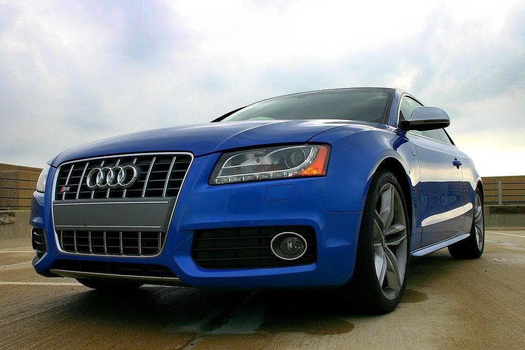2009 Audi S5 19