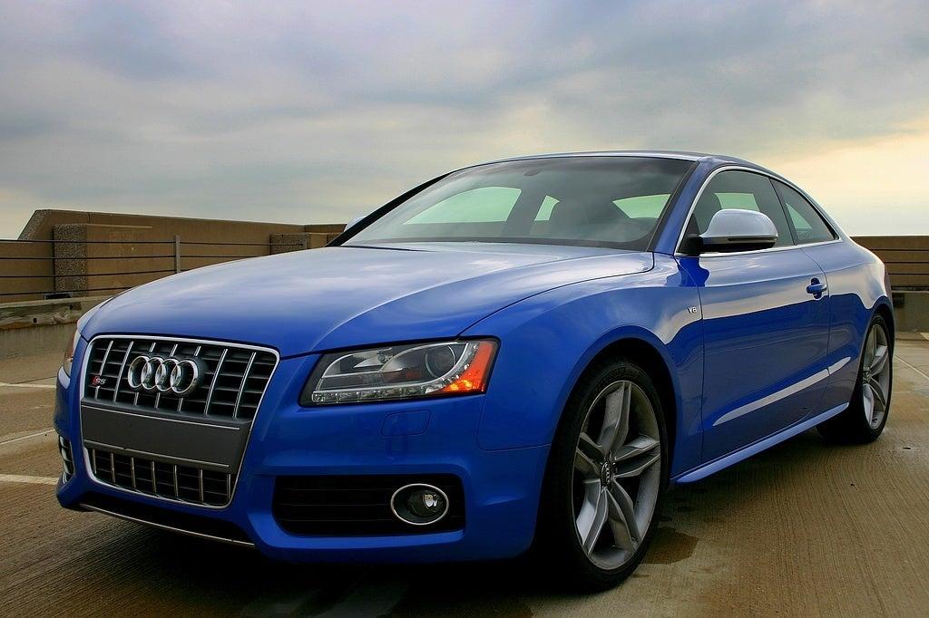 2009 Audi S5 3