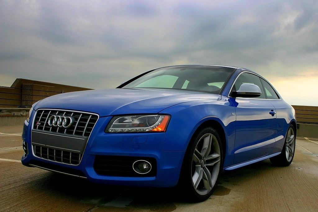 2009 Audi S5 7