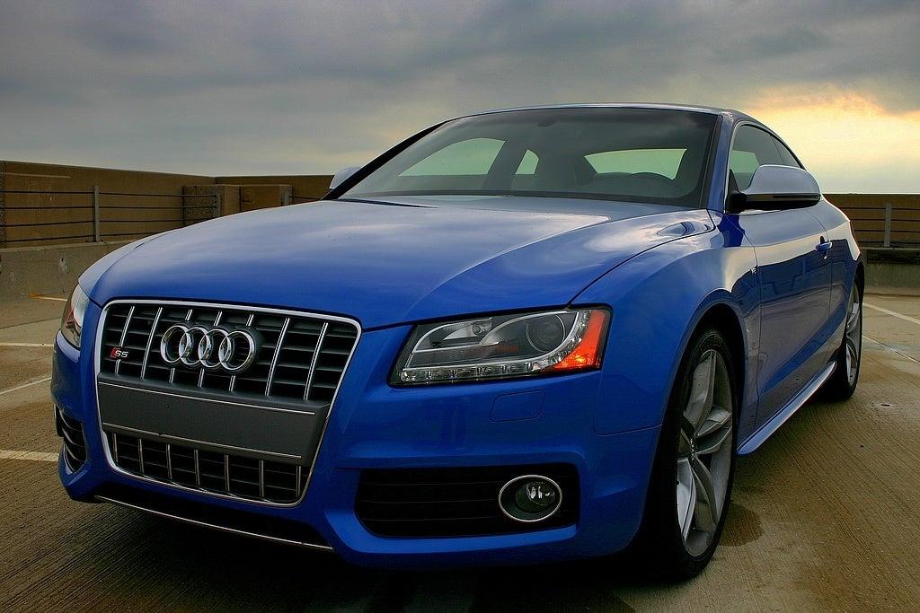 2009 Audi S5 8